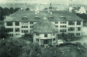 First Waldorf school