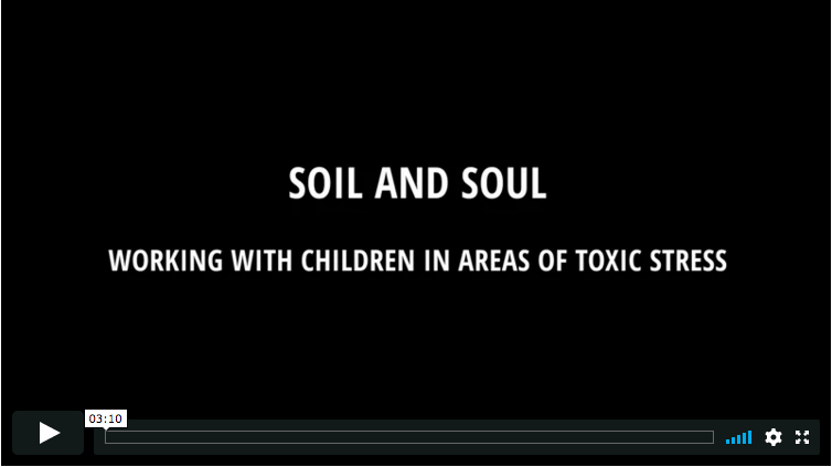 Soil & Soul | Working with Children in Areas of Toxic Stress