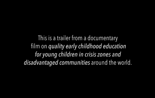 reGeneration: Early Childhood Education trailer