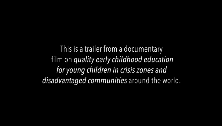 Click to Play Early Childhood Education trailer