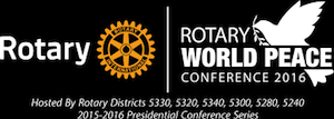 Rotary World Peace Conference